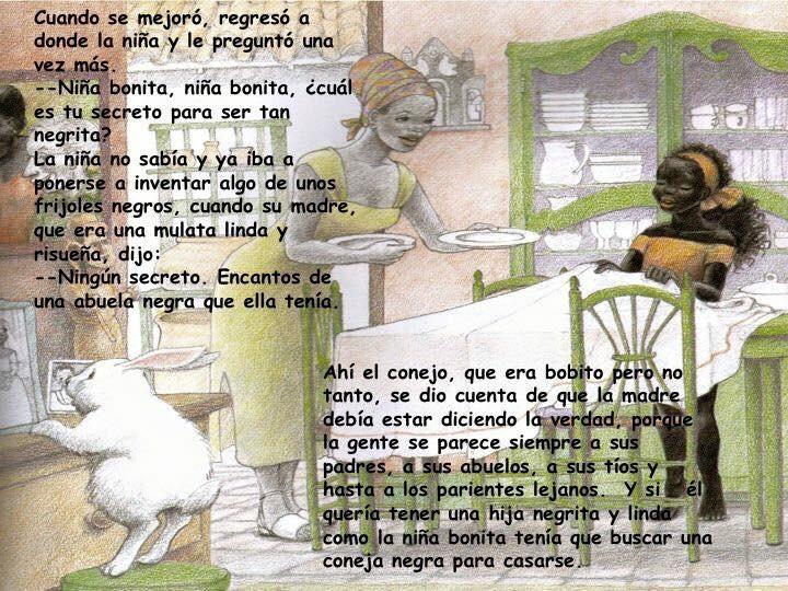 Cuento Niña Bonita De Ana María Machado Yo Solo Soy