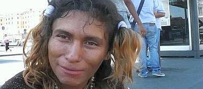 Andrea Quintero, mujer trans* migrante colombiana en situación de calle asesinada en Roma en 2014.