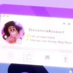 Cartoon Network revela que un personaje principal de Steven Universe es intersex y no binario