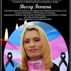 Bessy Michell Ferreira, mujer #trans de Tegucigalpa, Honduras es asesinada. Santos Izaguirre, otra mujer trans, resultó gravemente herida.