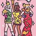 ¡Regalo de las Reinas Magas: Biblioteca Feminista!… gracias @DanHdezSa por compartir este obsequio </strong>💝
