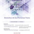 """[Video] """"Derechos de las personas #trans"""" en Jornada de Derechos Humanos de la @SCJN con @JessicaMarjane"""