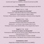 """""""Desafíos sobre la Violencia Política hacia las Mujeres #Trans"""" por @Rivka_Azatl 2da edición del foro """"Las Otras Voces. Violencia Política Contra las Mujeres en Razón de Género"""". #LasOtrasVoces #ViolenciaPolítica organizado por @INEMexico @AMCEE_AC @revistavyvmx @TEPJF_informa"""