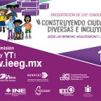 """[Video] (19/jun/2020 12:00 hrs) Presentación y Descarga de los Cuadernillos """"Construyendo Ciudadanías Diversas e Incluyentes desde las infancias, Adolescencias y Juventudes"""" organizado por @IEEG con autoras @JessicaMarjane @ErickaEliberte y @Rivka_Azatl y acompañan @DaniaRavel @mmaccise @VeronicaBaz"""