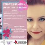[Video] (24/Jun/2020, 20:00 hrs) Foro-Velada Virtual ¡Por Eli y todas las nuestras! por @JuventudesTrans #JusticiaParaElizabeth #JornadaEmergenciaColectiva