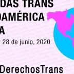 """[Videos] (25 a 28 de jun/2020) """"Jornada Trans Latinoamericana Europa 2020 por  @JornadasTrans @TransJornadas #AhoraDerechosTrans"""