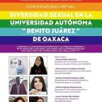 """[Video] (24/jun/2020 18:00 hrs) Conversatorio Virtual """"Diversidad Sexual en la @UABJO """""""