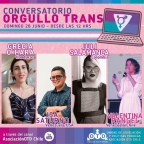 "[Video] (28/jun/2020 12:00 hrs) Conversatorio ""Orgullo #Trans"" organizado por ‪@OTDChile‬ en YouTube"