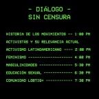 """[Video] """"Diálogo sin censura"""" (13/jul/2020, 13:00 a 19:30 hrs) #Querétaro con @IlsaAguilarB"""
