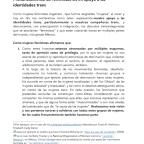 [Pronunciamiento] #NoEnNuestroNombre:Pronunciamiento de feministas cis en apoyo a las identidades